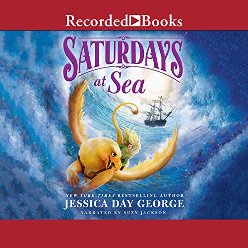 Saturdays at Sea audiobook cover art