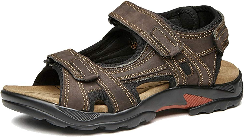 Mens Trail Sandals Summer Walking Comfort Lightweight Casual Sandals Breathable Comfortable Beach shoes Non-Slip wear-resistantshoes