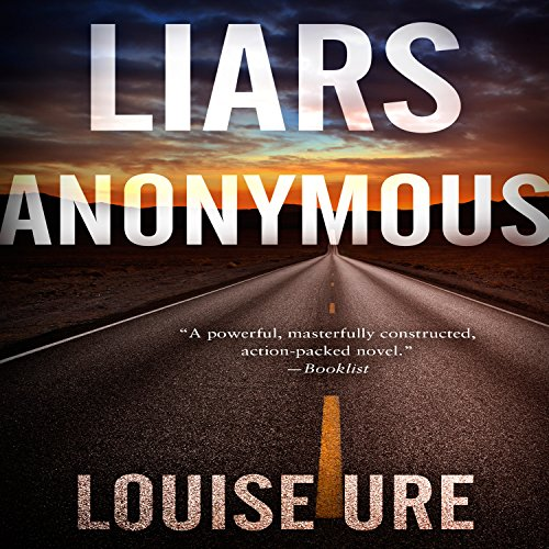 Liars Anonymous audiobook cover art