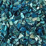 2 lbs Bulk Crushed Shells Chips Bulk Natural Colorful for DIY&Wedding Vase Filler