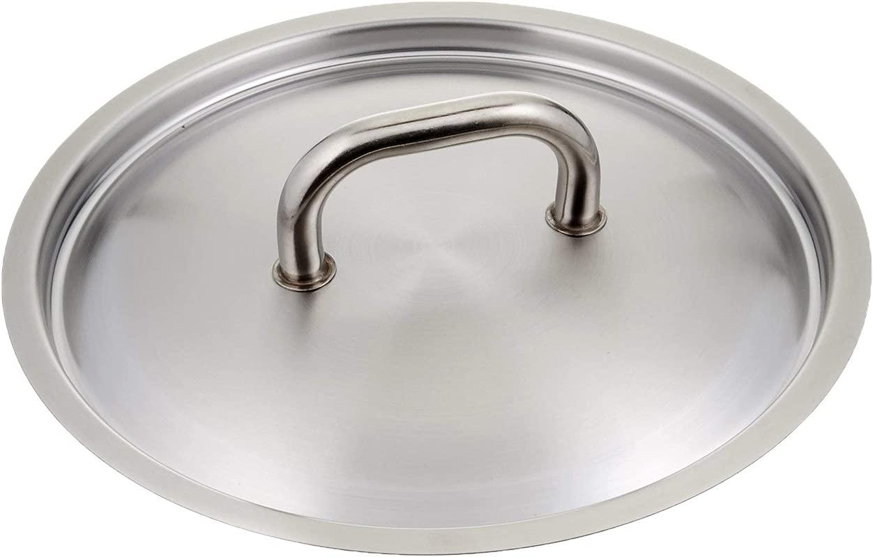 Matfer Bourgeat Lid For Matfer Cookware 11 Inch Gray