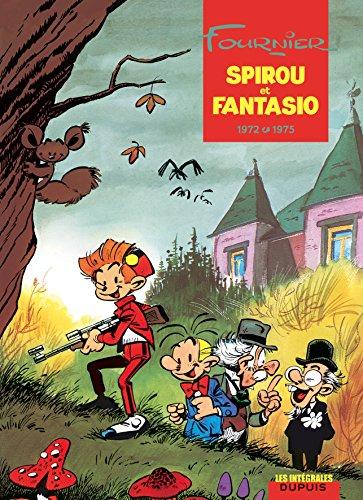 Spirou et Fantasio - L'intégrale, tome 10 - 1972-1975