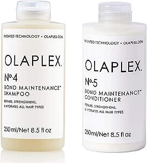 Olaplex No.5 Bond Maintenance Conditioner، 8.5 Fl Oz with Olaplex No.4 Bond Maintenance Bond، 8.5 Fl Oz