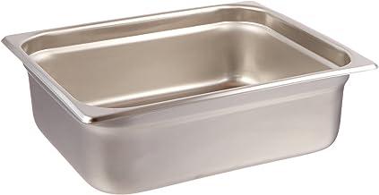 Winco Anti-Jamming Steam Pan, Half-Size x 4-Inch, Standard Weight