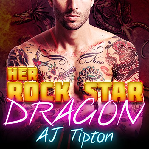 Her Rock Star Dragon - A BBW Paranormal Romance cover art