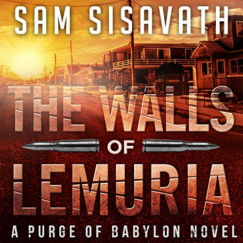 The Walls of Lemuria: A Purge of Babylon Novel audiobook cover art