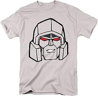 Transformers Megatron Head Unisex Adult T Shirt for Men and Women
