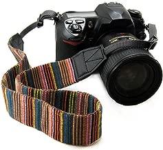 CHMETE Bohemia Vintage Universal Adjustable Camera Camcorder Shoulder Neck Strap Belt..