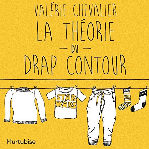 La théorie du drap contour audiobook cover art