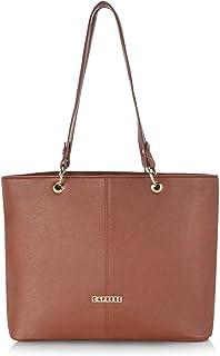 Caprese Belinda Women's Tote Bag (Brown)