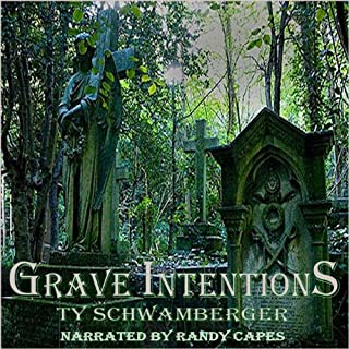 Grave Intentions audiobook cover art