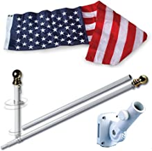 Best 3x5 american flag with pole Reviews