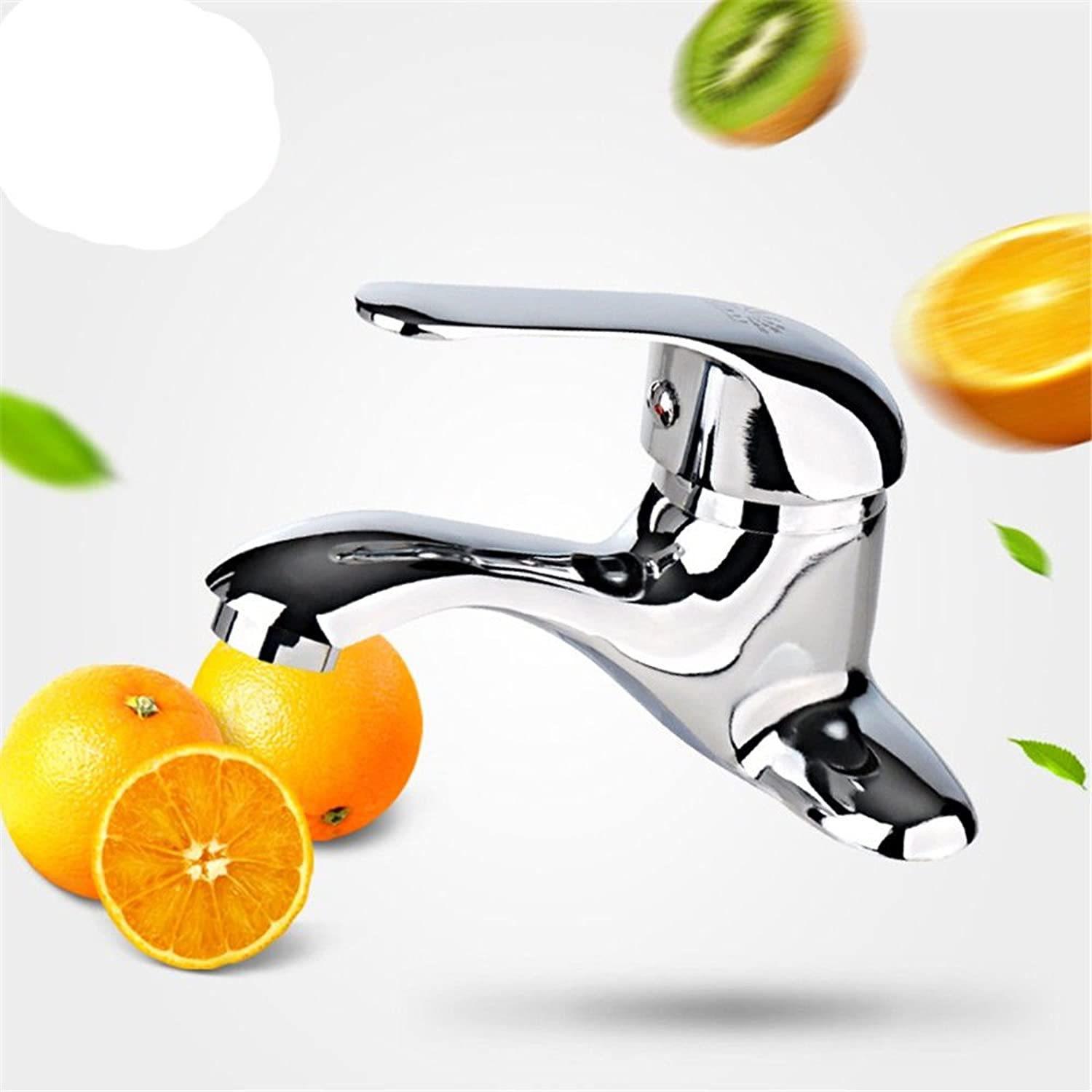 ETERNAL QUALITY Bathroom Sink Basin Tap Brass Mixer Tap Washroom Mixer Faucet Two holes stainless basin double shower faucet plating Kitchen Sink Taps