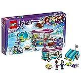 LEGO UK 41319Jeu de Construction La camionnette à Chocolat de la Station de Ski