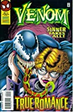 Venom Sinner Takes All #5: A Time To Kill, And A Time To Heal (Marvel Comic Book December 1995)