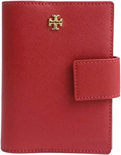 Leather Tolly Birch Tory Burch passport case passport cover