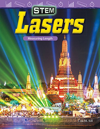STEM: Lasers: Measuring Length (Mathematics Readers) (English Edition)