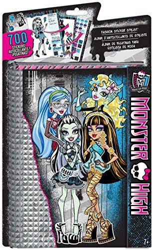 Grandi Giochi FA64024 - Fashion Angels, Monster High Stickers Stylist