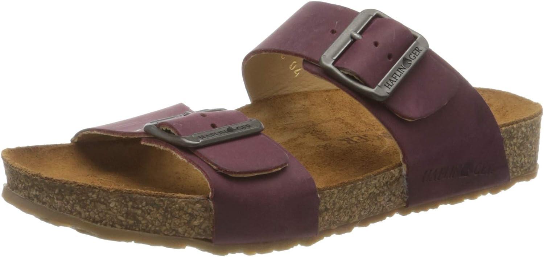 HAFLINGER Women's AL完売しました。 新発売 T-Bar Sandals