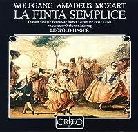モーツァルト:歌劇「ラフィンタ・センブリーチェ」 (3CD) (Mozart, Wolfgang Amadeus: La Finta Semplice)