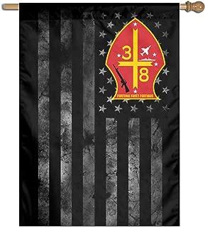 3rd Battalion 8th Marine Regiment Home Banner Flags Springtime 27