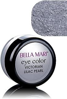 Bella Mari Natural Mineral Eyeshadow, Victorian Lilac (Pearl); 0.1oz
