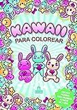 Kawaii para colorear (Libros para colorear)...