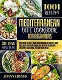 Mediterranean Diet Cookbook For Beginners:...