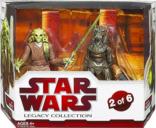 Star Wars Geonosis Kit Fisto&Geonosian Warrior 91752 2of6
