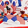MATICAN American Flag Fans, 12-Pack 4th of July Fans, USA Flag Folding Fans, Paper Fans Party Decorations #1