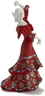 comprar comparacion Nadal Figura Decorativa Gracia española, Resina, Multicolor, 6.00x7.20x15.00 cm