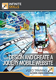 Learning to Create a JQuery Mobile Website [Online Code]