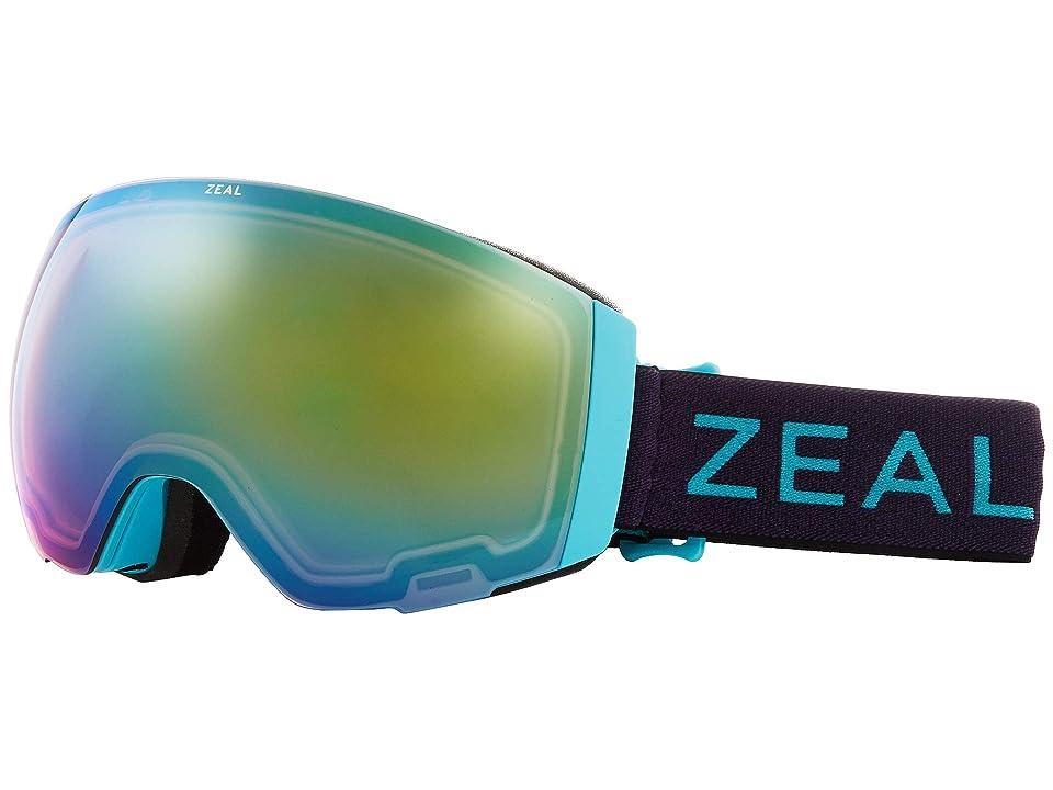 Zeal Optics Portal (Purple Haze w/ Alchemy Mirror + Sky Blue Mirror) Snow Goggles