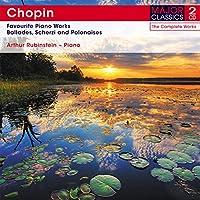 Favourite Piano Works Ballades Scherzi & Polonaise