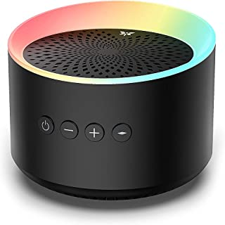 Bluetooth Speaker with Colorful Lights, Axloie Speakers...