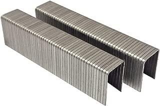 AIR LOCKER AT50-10 T50 20 Gauge 3/8 Inch Long x 3/8 Inch Crown Galvanized Fine Wire Steel Staples (1,000 per Pack)