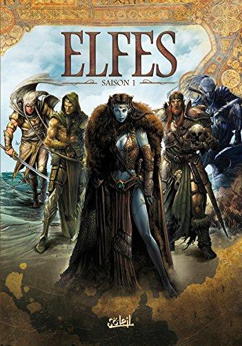 Elfes - Fourreau T6 + T1 (1 tome offert)