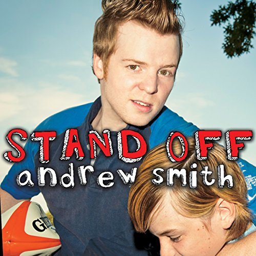 Stand-Off audiobook cover art