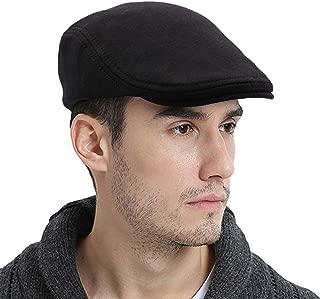 Men's Flat Cap Gatsby Newsboy Lvy Irish Hats Driving Cabbie Hunting Cap