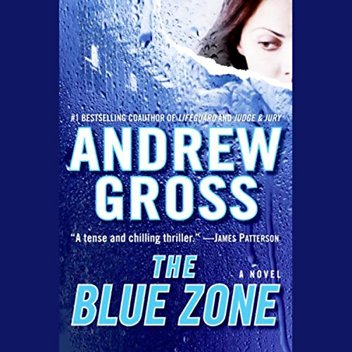 The Blue Zone audiobook cover art