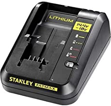 STANLEY FATMAX FMC692L-QW - Cargador de 2Ah para baterías de litio 14.4V/18V