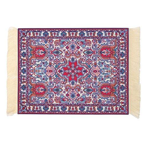 Tutoy 28cm x 18cm Bohemia stijl Perzische tapijt muismat Meerdere patroon muis Mat Voor Desktop PC Laptop -#2