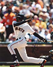 Signed Joaquin Arias Picture - SAN FRANCISCO GIANTS 8x10 - Autographed MLB Photos