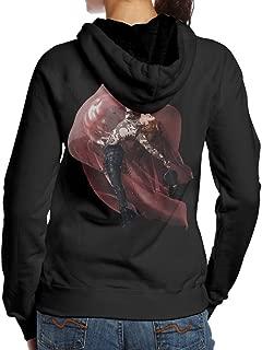 SAMMOI Lindsey Stirling Brave Enough Women's Fleece Sweatshirt Black