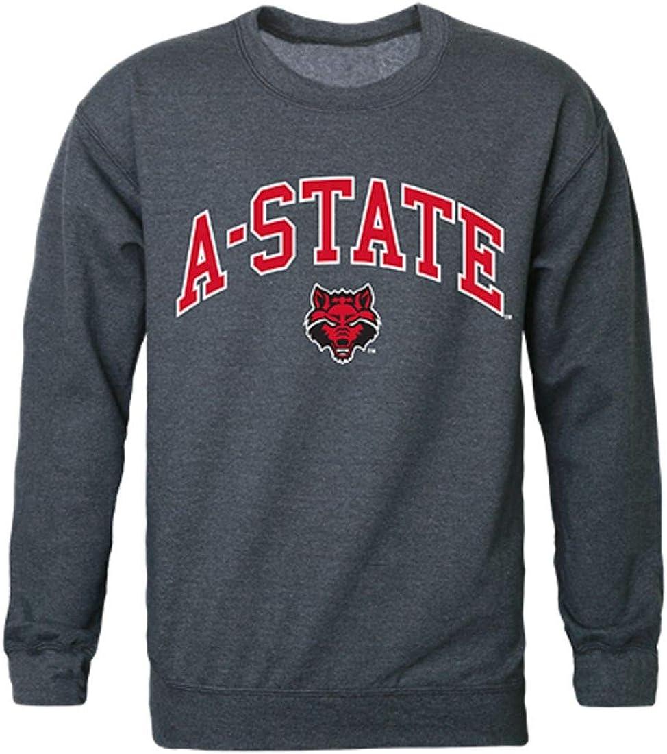 W 2020 新作 Republic Arkansas State University Campus A-State Crewneck Pul 商店