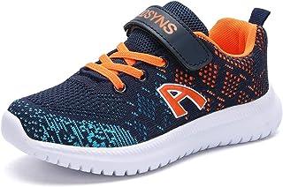 Zapatillas de Deporte para niños Niños Zapatillas de Correr Zapatillas para niñas Entrenadores para niños Zapatillas de Deporte para Correr Zapatos para Caminar al Aire Libre niños 28-38
