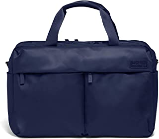 City Plume 24H Bag - Top Handle Shoulder Overnight Travel Weekender Duffel Luggage for Women - Navy