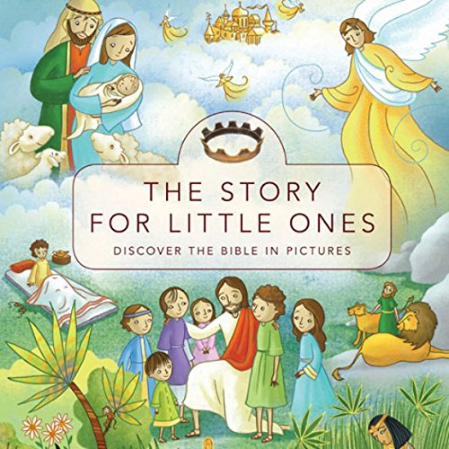 The Story for Little Ones audiobook cover art