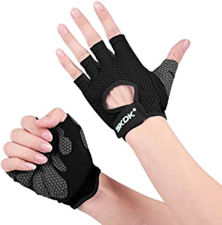 Unisex Fingerless Fishnet Gloves Nightclub Party Mesh Gloves Weightifting