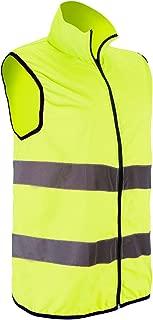 RFX+Care Safety Reflective Running Cycling Vest Ultra Light & Comfy Motorcycle Reflective Vest(Pink)
